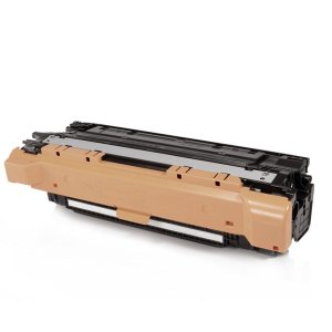Toner Compatível Hp Ce252a Ce402a Amarelo | Cm3530 Cp3525 M575 M570 M551