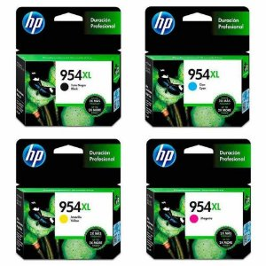 Kit Cartucho Hp 954xl L0s71a L0s62a L0s65a L0s68a