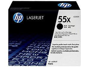 Toner Laserjet Mono Hp  Ce255xb  Hp 55x Preto P3015dn/ M521dn/M525