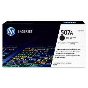 Toner Laserjet Color Hp Suprimentos Ce400a  Hp 507a Preto M551dn / M551n / M575f