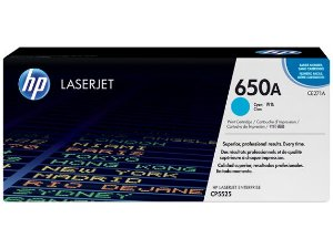 Toner Hp Ce271a 650a Laserjet M750dn Cp5525 Ciano
