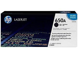 Toner Hp Ce270a 650a Laserjet Cp5525 M750 Preto