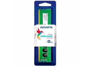 MEMORIA DESKTOP DDR4 ADATA 8GB 2400MHZ CL17 DIMM 288-PIN 1.2V