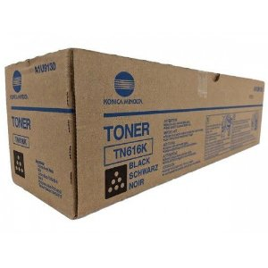 Toner Konica Minolta Bizhub Press Tn616k Preto C6000 | Bizhub Press C7000 (A1u9130) Tn-616k