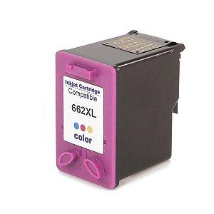 Cartucho Hp 662xl Color Deskjet 3515 Deskjet 2516 Deskjet 2515 Compatível