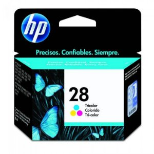 CARTUCHO HP 28 ORIGINAL C8728AB COLOR | 3320 | 4315 | 5605 | 1240