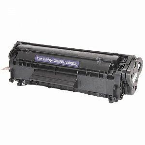 Toner HP Q2612A Compatível Preto