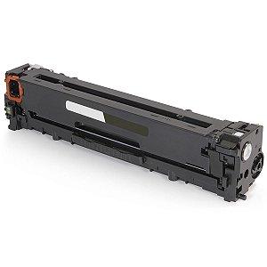 Toner Compatível HP CB540A CB540AB 125A Preto | CP1215 CP1510 CP1515 CP1518 CM1312