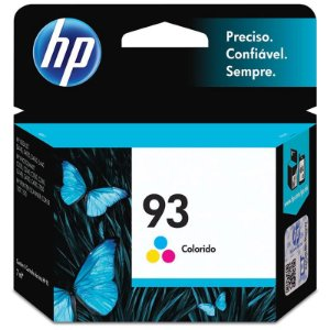 Cartucho HP 93 color 7ml C9361WB HP CX 1 UN