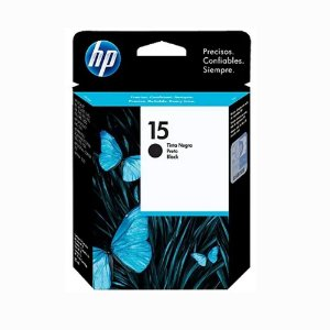 Cartucho Hp 15 Black C6615d HP 840C