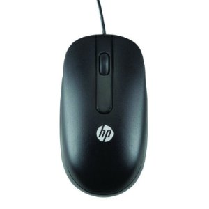 Mouse Hp Usb H4b81aa Preto