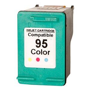 Cartucho Kenius 95 Color Compatível RW