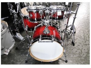 BATERIA LUDWIG ELEMENT BIRCH DRIVE SDSHELL PACK