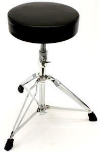 Banco Custom Drums CT310 com Ajuste de Altura em Espiral