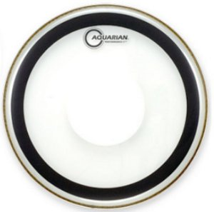 "Pele Aquarian Performance II Clear c/ Power Dot 13"" PFPD-13"