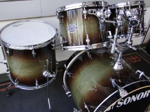 BATERIA SONOR SELECT FORCE CANADIAN MAPLE SHELL PACK