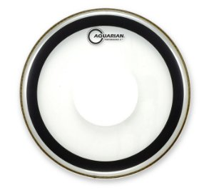 "Pele Aquarian Performance II Clear c/ Power Dot 14"" PFPD14"