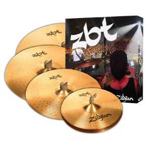 KIT DE PRATOS ZILDJIAN ZBT FIVE - ZBTP 390A