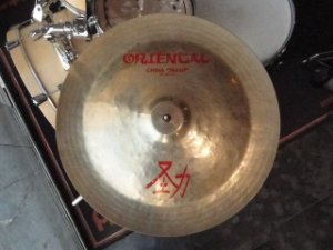 China Zildjian Oriental Trash 16""