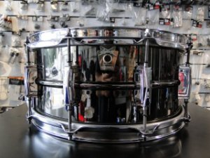Caixa Ludwig Black Beauty 14x6,5""