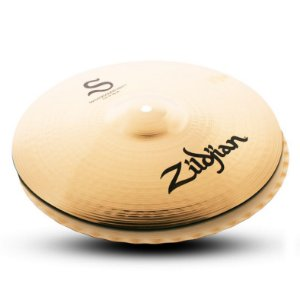 "PRATO ZILDJIAN S FAMILY 14"" HI-HAT MASTERSOUND"