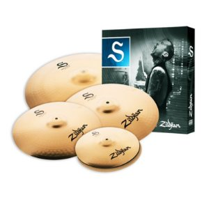 KIT DE PRATOS ZILDJIAN S FAMILY - SROCKXL