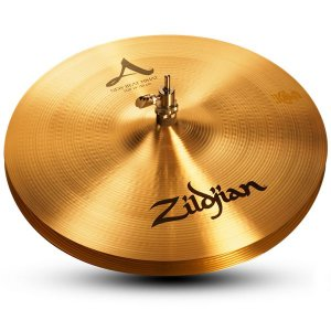 PRATO ZILDJIAN NEW BEAT HI-HATS 14""