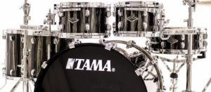 Bateria Tama Starclassic Performer Birch Bubinga Black Clouds Silver Linings (Shell Pack)