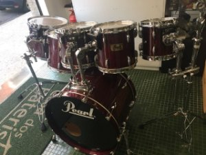 Bateria Pearl Prestige Session Select