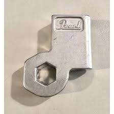 Base Fixa Batedor De Bumbo Key Bolt Pearl