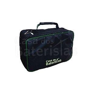 Bag para Pedal Duplo Brazucapas