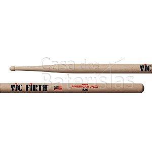 Baqueta Vic Firth AJ6 American Jazz