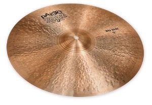 PRATO PAISTE 2002 BLACK BIG BEAT CRASH 19''