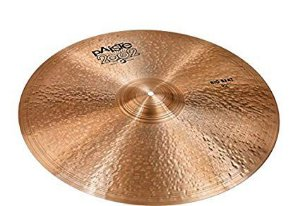 PRATO PAISTE 2002 BLACK BIG BEAT RIDE 22''