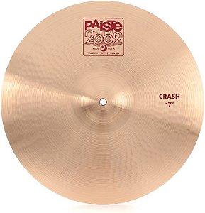 PRATO PAISTE 2002 CRASH 17''