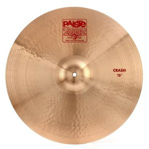 PRATO PAISTE 2002 THIN CRASH 19''