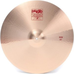 PRATO PAISTE 2002 CRASH 22""