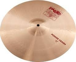 PRATO PAISTE 2002 POWER CRASH 17""