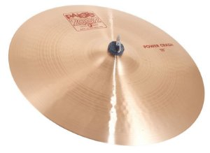 PRATO PAISTE 2002 POWER CRASH 18""