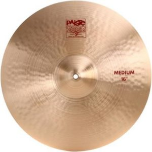 PRATO PAISTE 2002 MEDIUM CRASH 16""