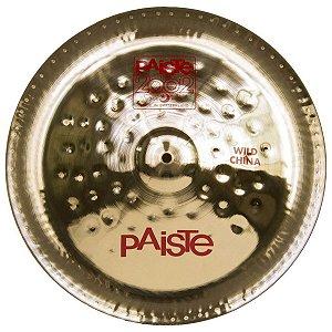 "PRATO PAISTE 2002 WILD CHINA 19"""