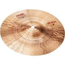 PRATO PAISTE 2002 SPLASH 8""