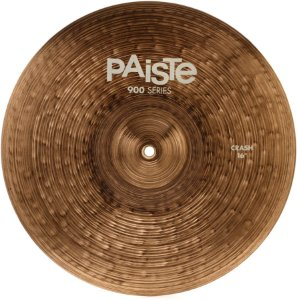 Prato Paiste Serie 900 Crash 16""