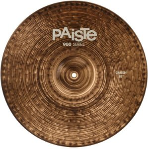 Prato Paiste Serie 900 Crash 18""