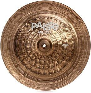"""Prato Paiste Serie 900 China 18"""""""