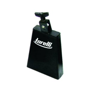 """Cowbell Torelli Cromado 6""""  TO-051"""