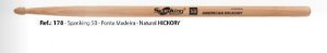 Baqueta Spanking Hickory 5B