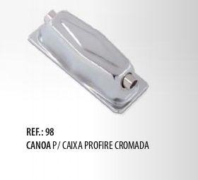 Canoa para caixa Pro fire 19.1 by Spanking