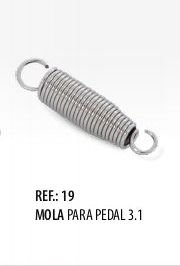 Mola para Pedal Spanking 3.1