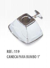 "Caneca para Bumbo 1"" Spanking"